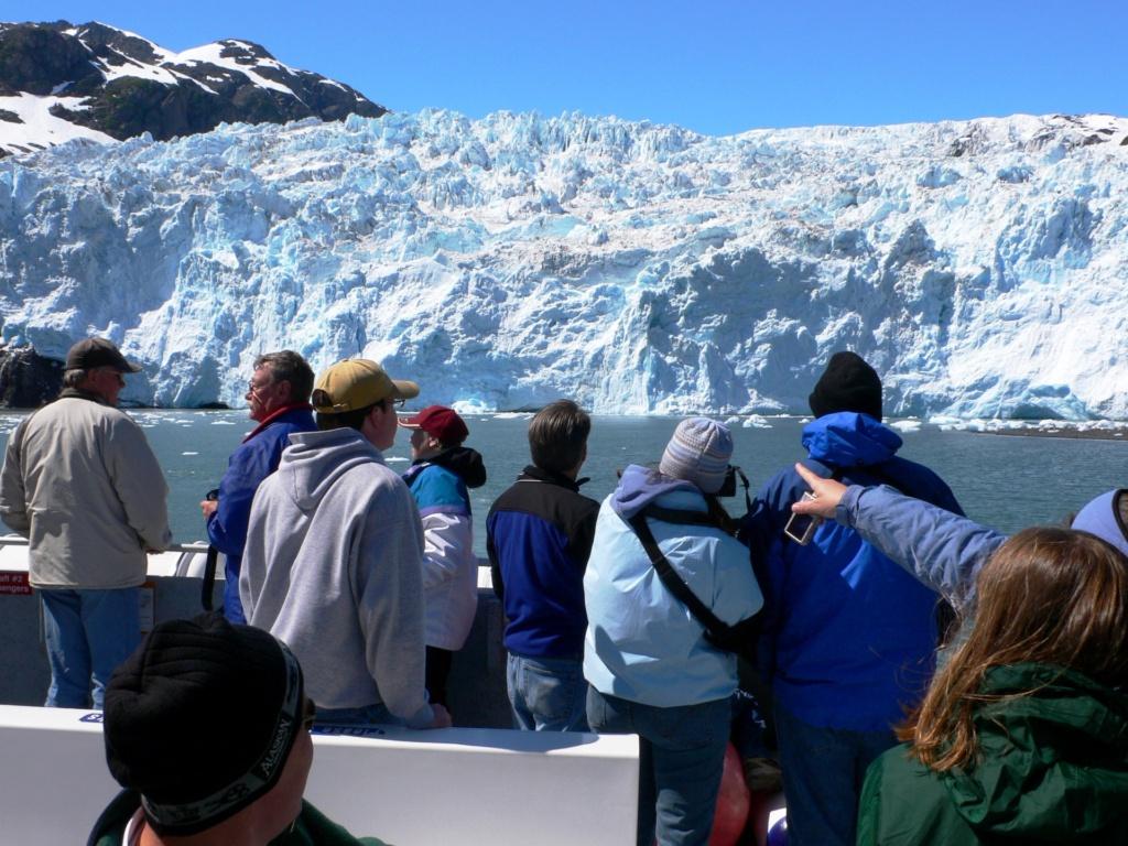 Cruise Alaska naar de fjorden van Kenai Fjords National Park (Alaska vakantie tip!)